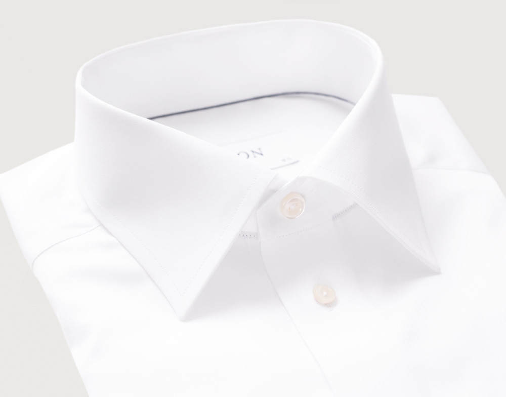 Edwards Garment Permanent Collar Stays Security Shirt