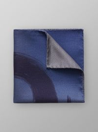 Enso Print Pocket Square