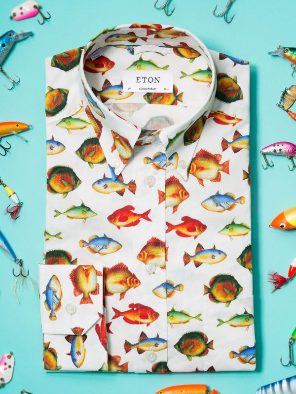 The Fish Print Shirt