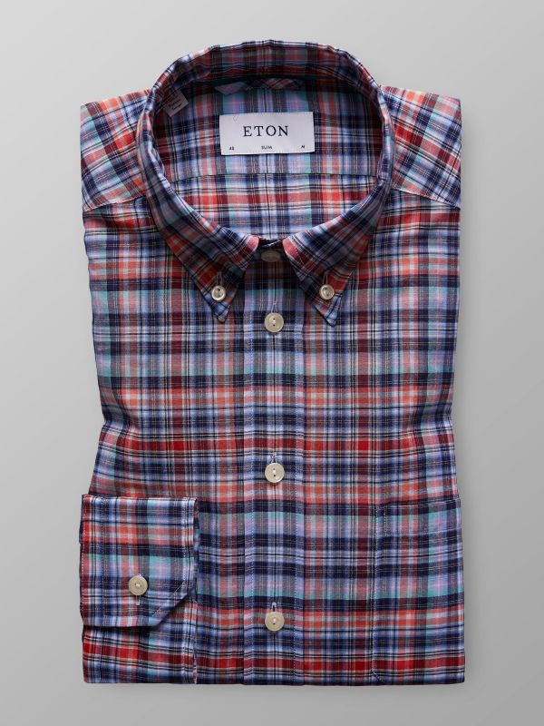 Multicolour Check Shirt