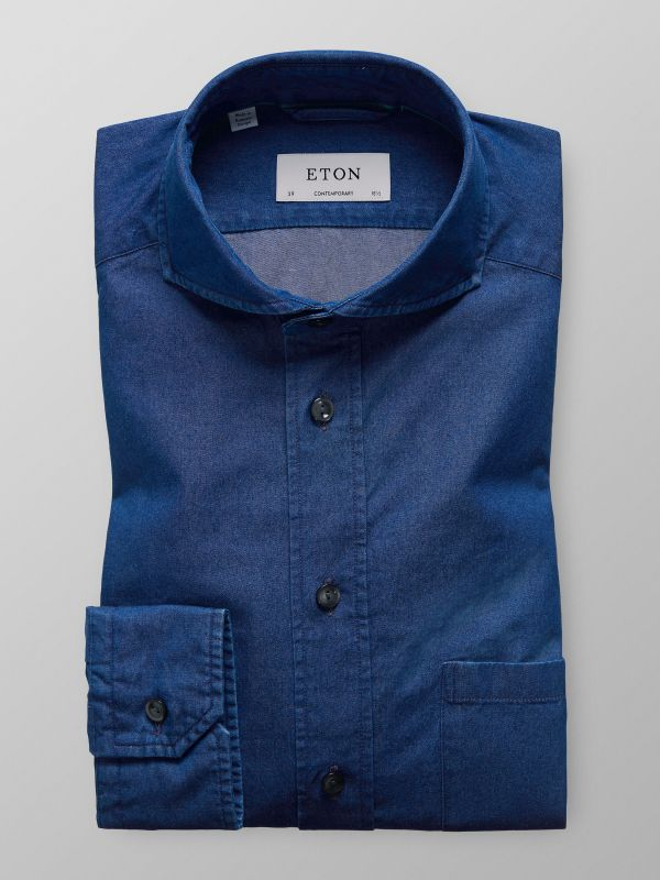 Lightweight Denim Shirt