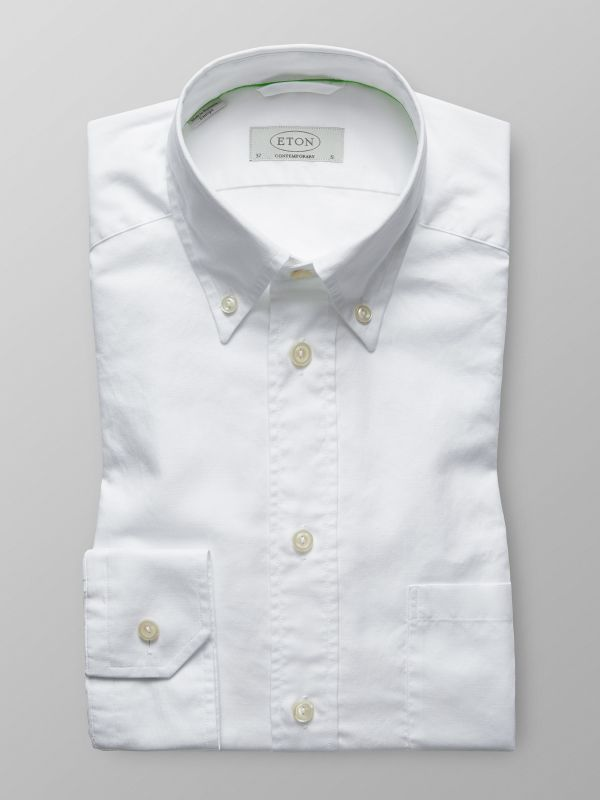 White Oxford Shirts