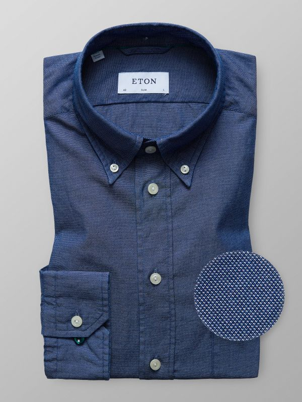Blue Lightweight Indigo Shirt