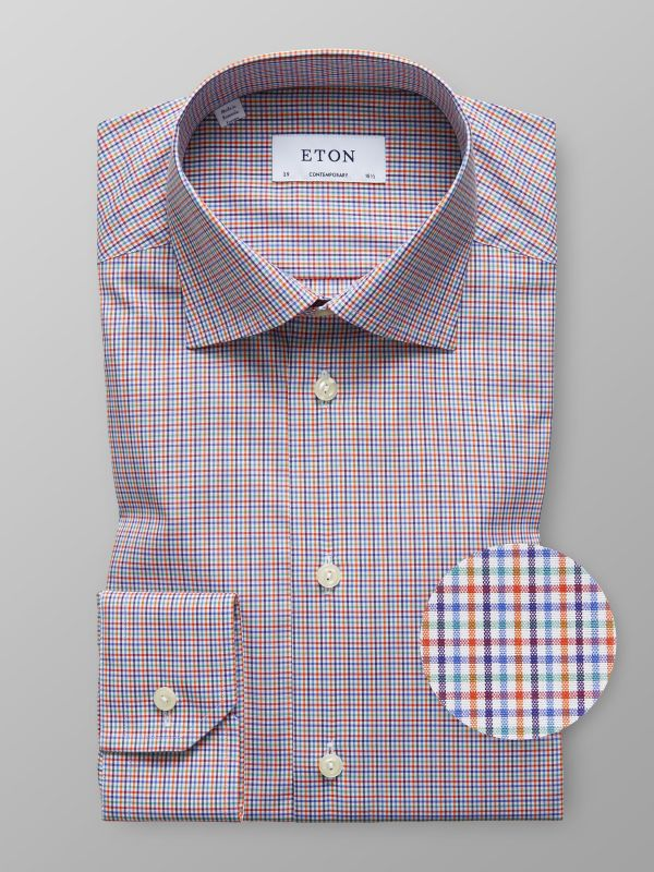 Multi Colour Check Shirt