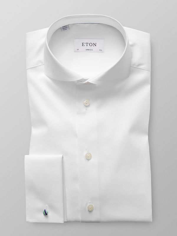 White French Cuffs Shirt