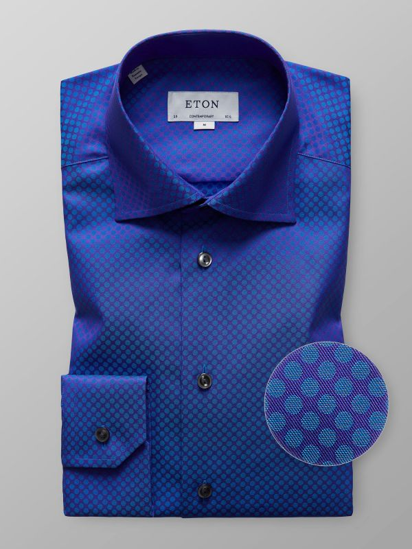 Dotted Twill Shirt
