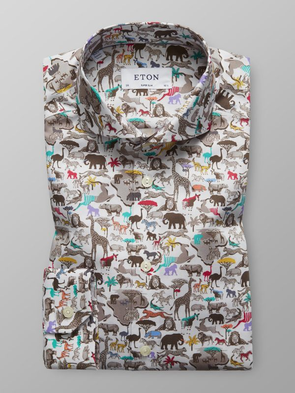 Safari Print Shirt