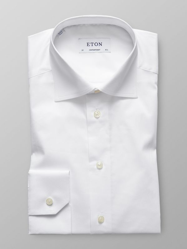 White Twill Shirt