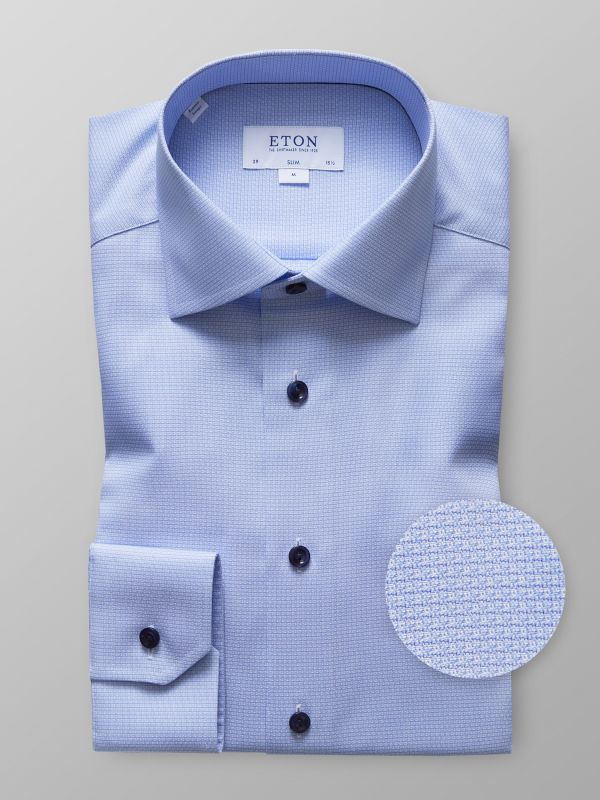 Sky Blue Oxford Shirt