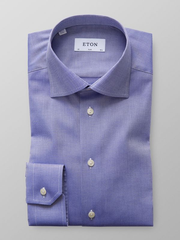 Navy Royal Oxford Shirt