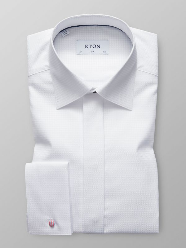 White Evening Shirt