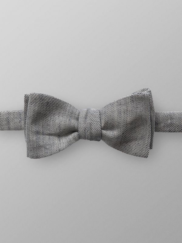 Linen & Cotton Bowtie