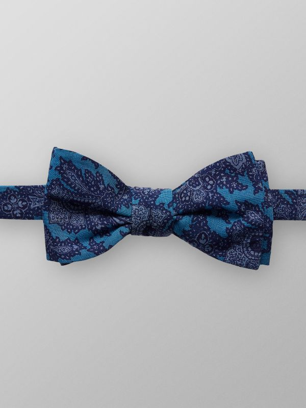 Paisley Cotton Bow Tie