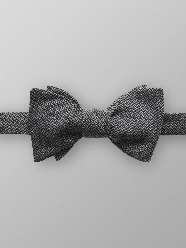 Geometric Bow Tie - Ready Tied