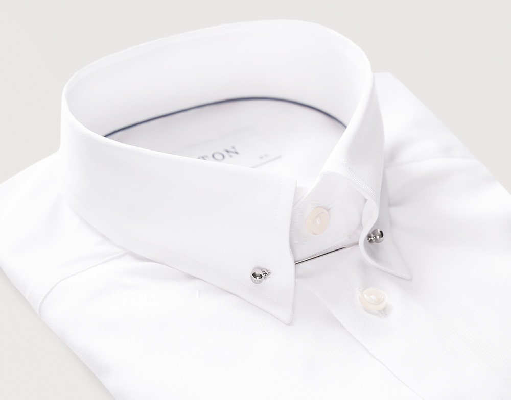 55ffaae324a8 Mens shirt collar guide | Eton Shirts US